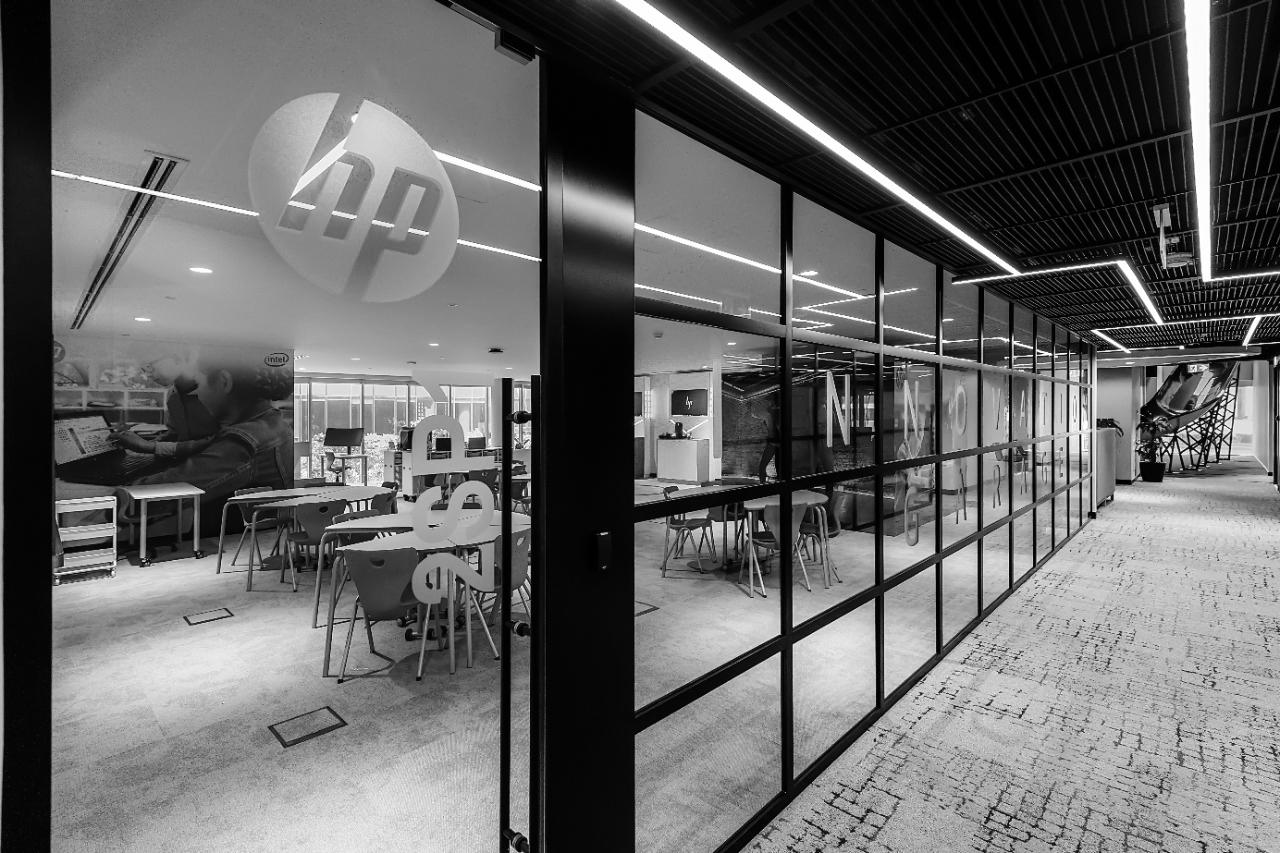 HP Innovation Garage