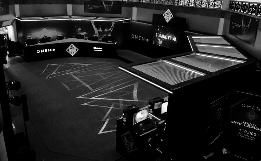 HP Gaming Arena