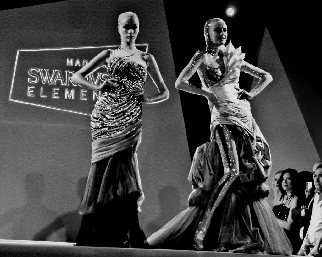 Swarovski Elements – Sense of Two Fashion Show