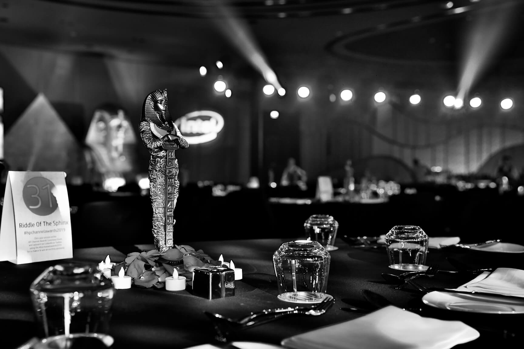 HP Channel Awards Ceremony