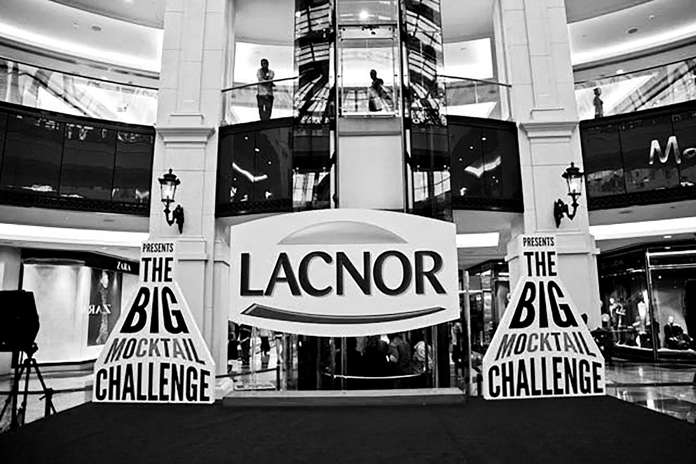 Lacnor – Mall Activation