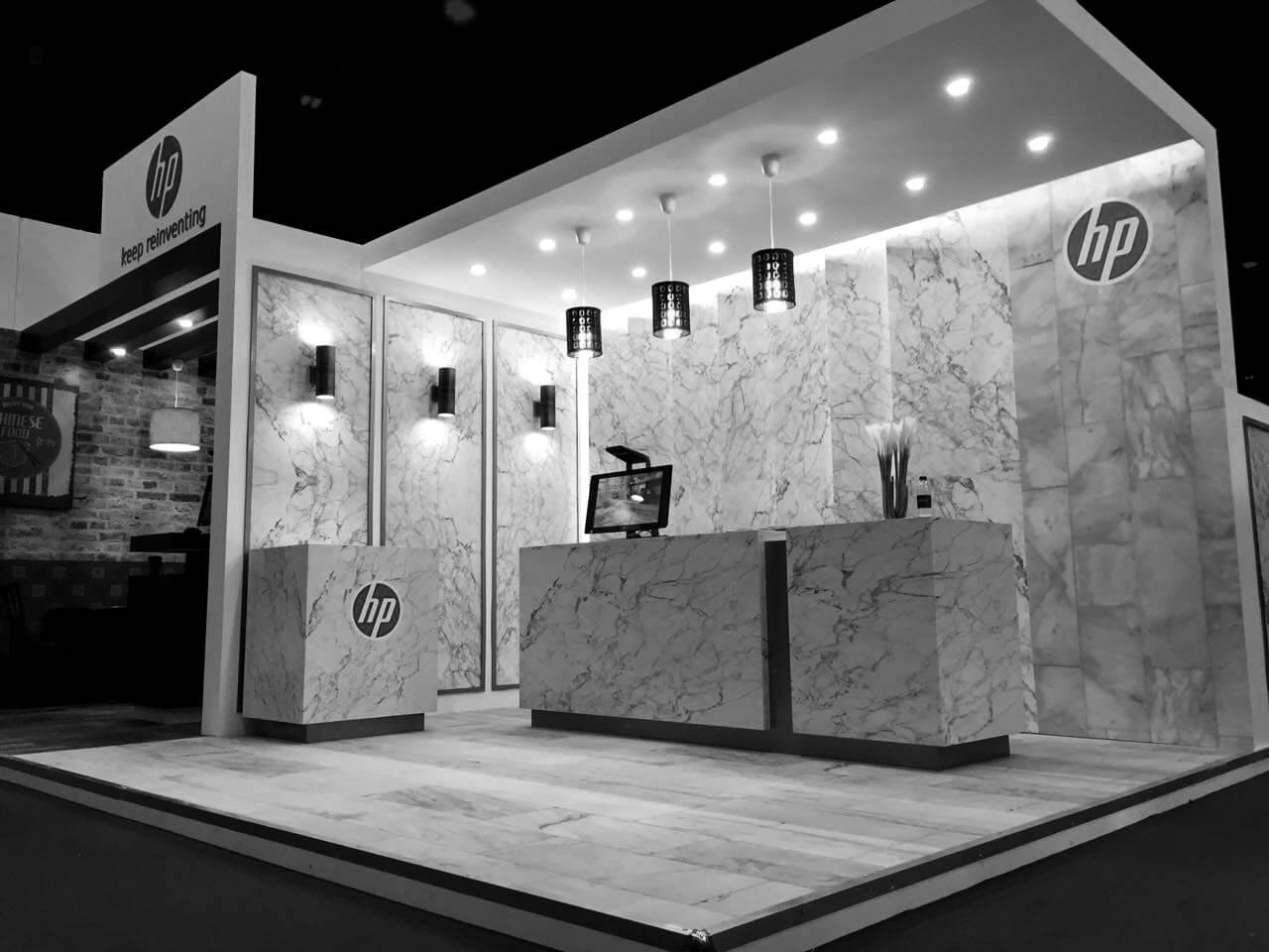 HP at Hotel Show